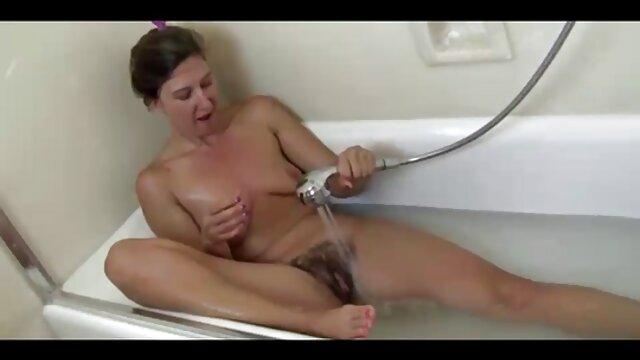 زن و عکس سکسی از الکسیس تگزاس شوهر بیرون می آیند و کثیف می شوند